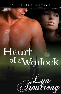 Heart of a Warlock by Lyn Armstrong