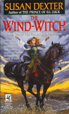 The Wind-Witch by Susan Dexter