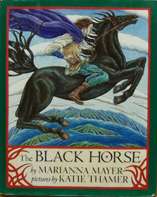 Black Horse by Marianna Mayer