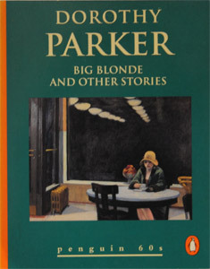 Big Blonde and Other Stories (Penguin 60s)
