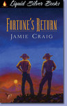 Fortune's Return (Good Fortune Ranch, #2)