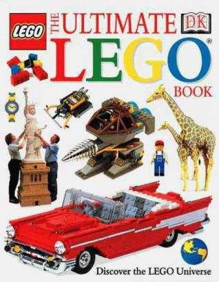 Ultimate Lego Book by Kjeld Kirk Kristiansen
