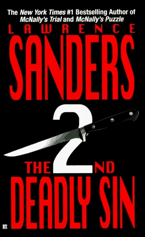 The Second Deadly Sin Lawrence Sanders epub download and pdf download
