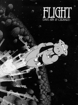 Flight (Cerebus, #7)