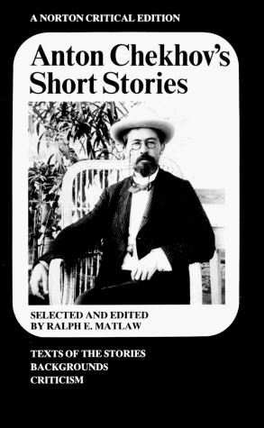 Anton Chekhov's Short Stories by Anton Chekhov