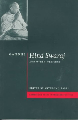hind swaraj In short, hind swaraj, besides being a dialogue on swaraj, is also an intensely 'spiritual' and intensely 'practical' book, one that teaches that there is a link between inner life and outer achievement, that individual.