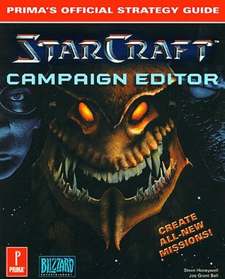 Starcraft Campaign Editor (Prima's Official Strategy Guide)