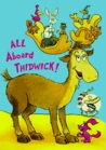 All Aboard Thidwick! (The Wubbulous World of Dr. Seuss)