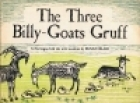 The Three Billy Goats Gruff by Susan Blair