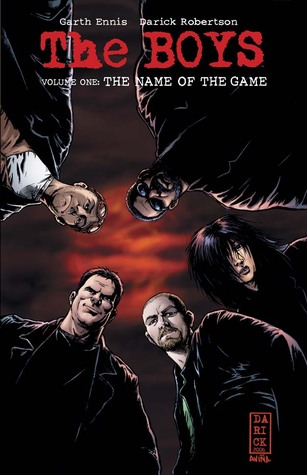 The Boys, Vol. 1 by Garth Ennis