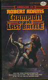 Champion of the Last Battle (Horseclans, #11)