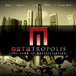 METAtropolis by John Scalzi