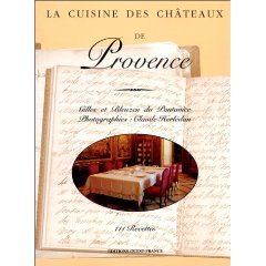 Recipes from the Chateaux of France