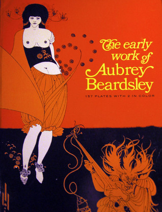 Early Work of Aubrey Beardsley by Aubrey Beardsley