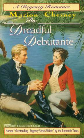 The Dreadful Debutante by Marion Chesney