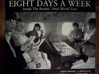 Eight Days A Week: Inside The Beatles' Final World Tour