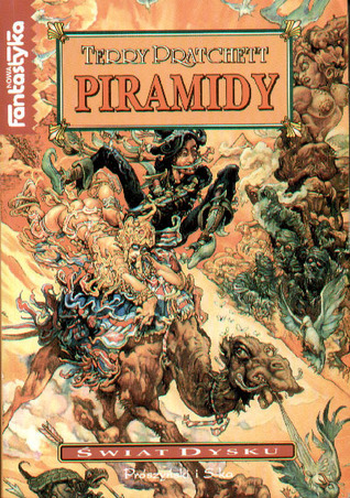 Piramidy by Terry Pratchett