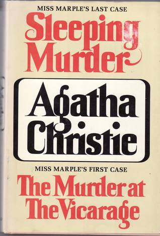 Sleeping Murder & The Murder At The Vicarage by Agatha Christie