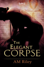 Book Review: The Elegant Corpse by A. M. Riley