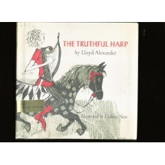 Truthful Harp by Lloyd Alexander