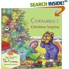 Corduroy's Christmas Surprise by Don Freeman