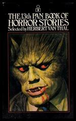 The Thirteenth Pan Book Of Horror Stories by Herbert van Thal