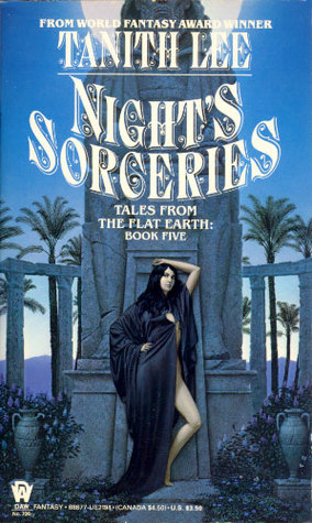 Night's Sorceries by Tanith Lee