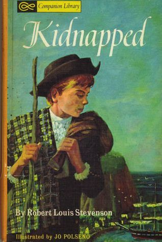 a review of robert louis stevensons kidnapped Kidnapped by robert louis stevenson publisher: huntington library press  number of pages: 334 summary: the story is set in the mid-eighteenth century in .