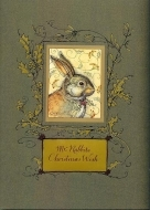 Mr Rabbit's Christmas Wish by Charles van Sandwyk