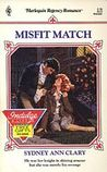Misfit Match (Harlequin Regency Romance Series 2, #13)