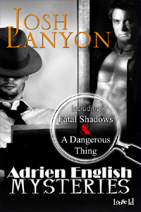 Adrien English Mysteries by Josh Lanyon