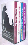 Braun Four Volumes: The Cat Who Saw Red/The Cat Who Played Brahms/The Cat Who Played Post Office/The Cat Who Knew Shakespeare (Books #4-7)