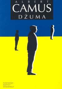 Dżuma by Albert Camus