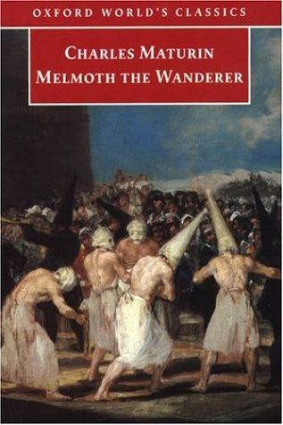 Melmoth The Wanderer by Charles Robert Maturin
