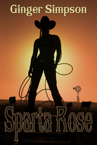 Sparta Rose by Ginger Simpson