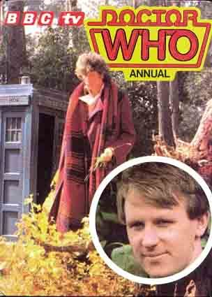 Doctor Who Annual 1982 by Brenda Apsley