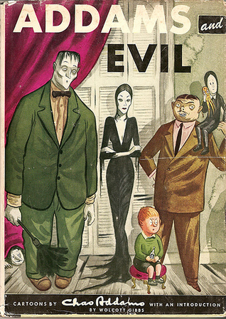 Addams and Evil by Charles Addams