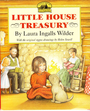 The Little House Treasury by Laura Ingalls Wilder