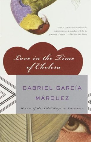 Love in the Time of Cholera. Film Tie-In by Gabriel Garcí­a Márquez
