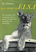The Story of Elsa by Joy Adamson