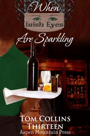 When Irish Eyes Are Sparkling by Tom  Collins