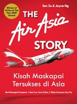 The AirAsia Story by Sen Ze