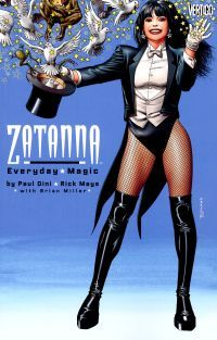 Zatanna: Everyday Magic
