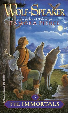 Wolf-Speaker by Tamora Pierce