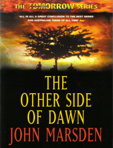 The Other Side Of Dawn by John Marsden