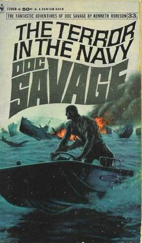 The Terror in the Navy by Kenneth Robeson