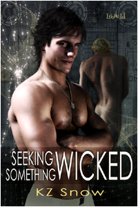 Seeking Something Wicked by K.Z. Snow