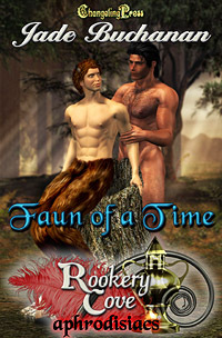 Faun of a Time by Jade Buchanan