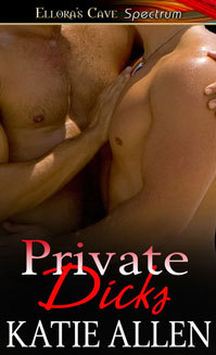 Private Dicks by Katie Allen