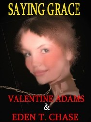 Saying Grace by Valentine Adams